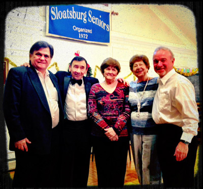 Sinatra Holiday Songs @ Sloatsburg Senior Center | Sloatsburg | New York | United States