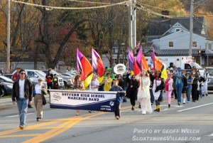 Sloatsburg Halloween Parade @ Sloatsburg Community Fields | Sloatsburg | New York | United States