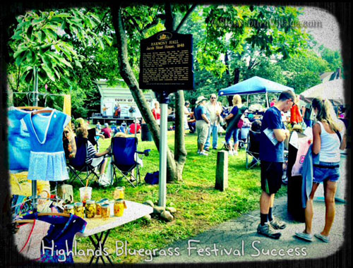 Highlands Bluegrass Festival  @ Harmony Hall | Sloatsburg | New York | United States
