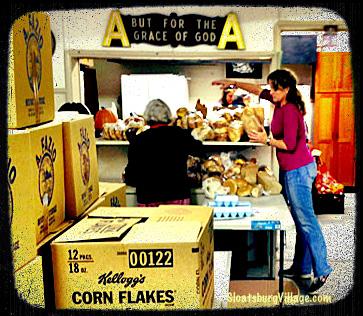 Food Pantry Fundraiser @ Characters Restaurant | Sloatsburg | New York | United States