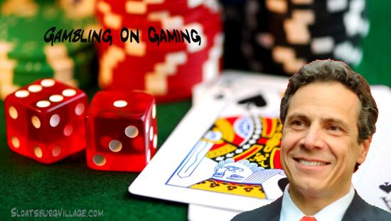 Gambling age in ny