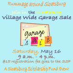 Village Wide Garage Sale