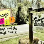 Support Sloatsburg Students and the Local Scholarship Fund – Check Out Saturday's Village Wide Garage Sale