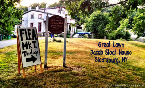 The Dog Days of Summer have arrived on the Great Lawn at Harmony Hall in Sloatsburg, Saturday, August 9.