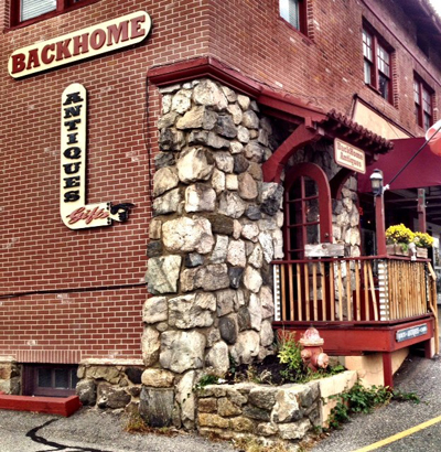 BackHome Antiques in Tuxedo celebrates its 2nd anniversary Saturday and Sunday with special sales.
