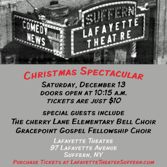 Christmas Spectacular @ Lafayette Theater | Suffern | New York | United States