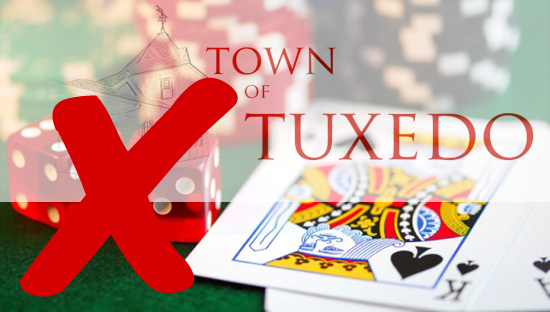 The New York Gaming Commission's Facility Location Board rejected any Orange County sites, leaving Tuxedo to forge it's own economic future.