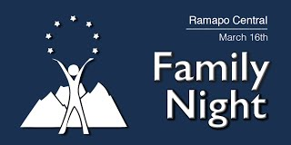 Ramapo Central Family Night @ Sloatsburg Library | Sloatsburg | New York | United States