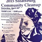 Sloatsburg Cleanup