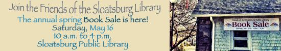 Library Book Sale @ Sloatsburg Public Library | Sloatsburg | New York | United States