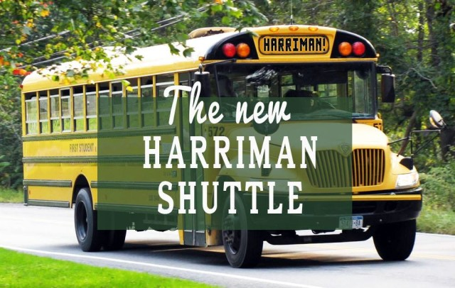 The Harriman Yellow Shuttle Bus is another step toward making the Tuxedo/Sloatsburg corridor at gateway to Harriman State Park. The effort, led by Suzy Allman of MyHarriman, also partners with A Better Tuxedo and the Tuxedo Chamber of Commerce.
