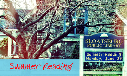 Join the fun at the Sloatsburg Library Summer Reading Kick Off on Monday, June 29, at 11 a.m.