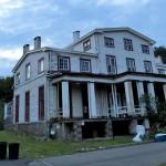 Harmony Hall – where renovation looks a like a haunted house