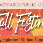 Saturday fun at the Sloatsburg Library Fall Festival