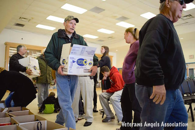 Local veterans and those who served in the armed forces will once again get some holiday help with a Christmas food giveaway at Sloatsburg Municipal Building on Saturday, December 19, from 9 a.m. to 11 a.m.