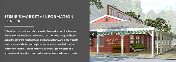 Tuxedo Farms has proposed converting Jessies' Bagels in Sloatsburg into a kind of rustic general store.