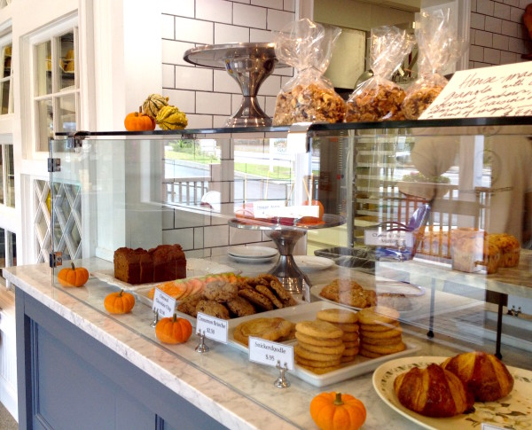 Dottie Audrey's is a new bakery and cafe that's opened in Duck Cedar Inn, just a 1.5 miles north of Tuxedo and well worth the drive for lunch and coffee.