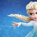 Showing of Movie Frozen