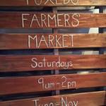 Tuxedo Summer Farmers' Market Opens