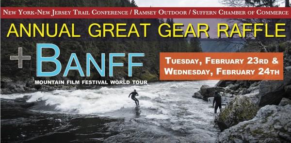 Banff Gear Raffle