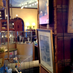 Good stuff is going fast at BackHome Antiques in Tuxedo