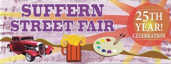 25th Annual Suffern Street Fair