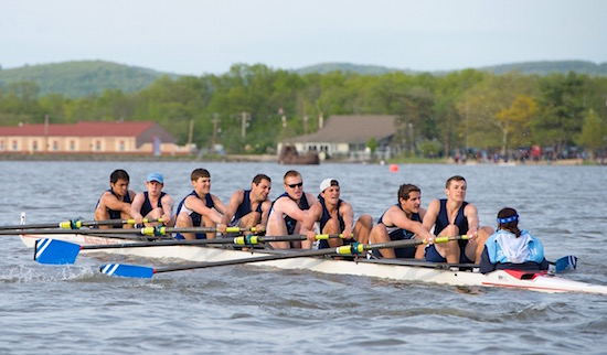 The Suffern High School Crew Team of 8 is rowing its way to the Scholastic Rowing Association of America's National Championships being held at Dillon State park in Zanesville, Ohio over the Memorial Day weekend.