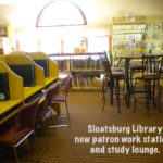 Sloatsburg Library Quietly Transforms Interior Space