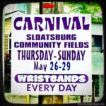 The Long Memorial Day Weekend Gets Underway in Sloatsburg with the St. Joan of Arc Carnival
