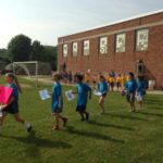 Sloatsburg Elementary Students Compete in the Annual Olympic Day