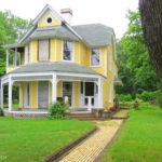 The Place with the Yellow Brick Walkway: Sloatsburg's Historic McCready House