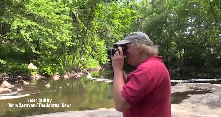 Sloatsburg's Geoff Welch was the subject of LoHud's first feature in an-onging series on the area's important waterways.