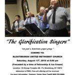 Glorification Singers Gospel Music
