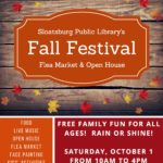 Library Fall Festival