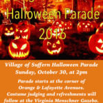 Suffern Halloween Parade