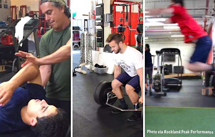 Rockland Peak Performance, under co-owner Nunzio Signore, has become a powerhouse in the strength and conditioning field. RPP, located just south of Sloatsburg, NY, just added 4,500 square feet of space.