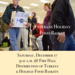 Veterans Holiday Basket