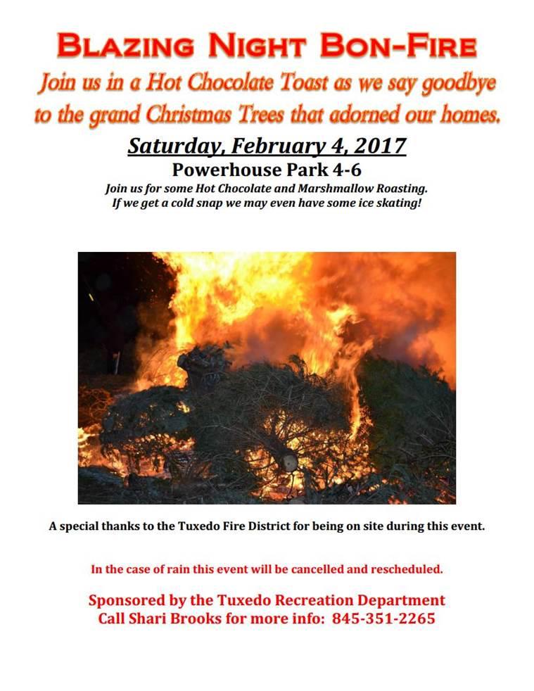 Tuxedo Bonfire Blaze @ Powerhouse Park | Tuxedo Park | New York | United States