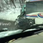 Injuries and fatality reported in morning bus accident on Route 17 in Tuxedo