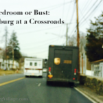 Bedroom or Bust – Crosswalks, Sidewalks and Safe Passage