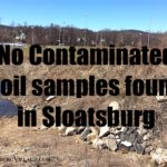 NYS DEC finds Sloatsburg Community Fields safe and not contaminated