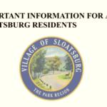 Sloatsburg sets meeting to clarify Sloatsburg Community Fields sewer dirt debacle