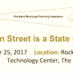 Main Street is a State Highway Discussion