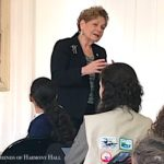 Sloatsburg's Harmony Hall Celebrates Centennial of Women's Suffrage with Girl Scouts Heart of the Hudson Council