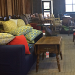 Antique and home sale at the old Sloatsburg post office