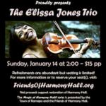 The E'lissa Jones Trio
